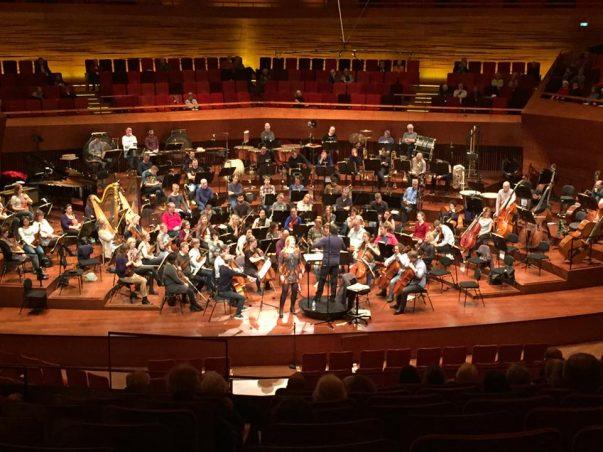 Iwona Sobotka, Juanjo Mena, Danish National Symphony Orchestra