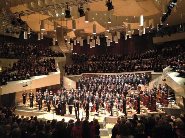 Iwona Sobotka, Simon Halsey, Rundfunk-Sinfonieorchester Berlin